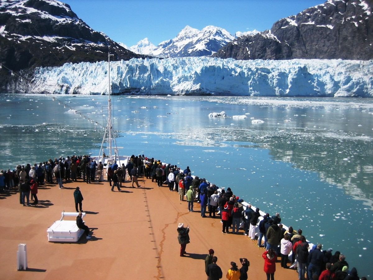 croisière Alaska glacier Arctique