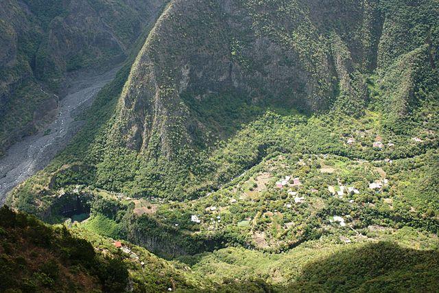 La Réunion Tampon Bois Court territoire ultramarin