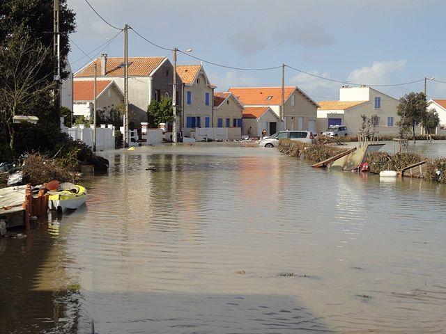 Fouras Charente-Maritime tempête Xynthia