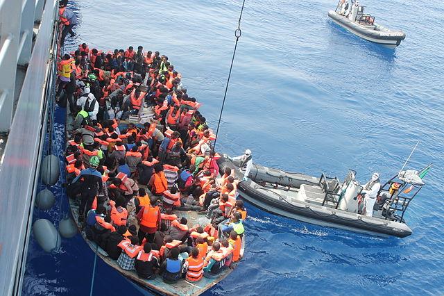 opération Triton migrants mer Méditerranée migrations