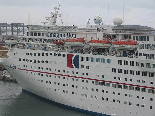 navire MS Imagination Miami tourisme
