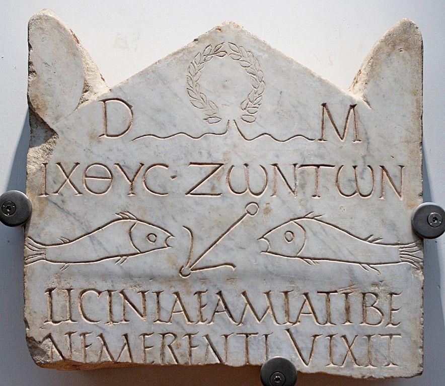 Stèle funéraire de Licinia Amias - Histoire - 2de - SchoolMouv