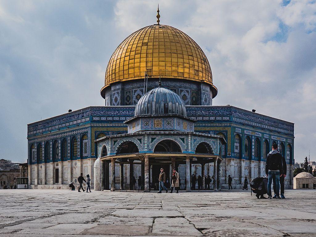 Dôme du Rocher, Jérusalem - Histoire - 2de - SchoolMouv