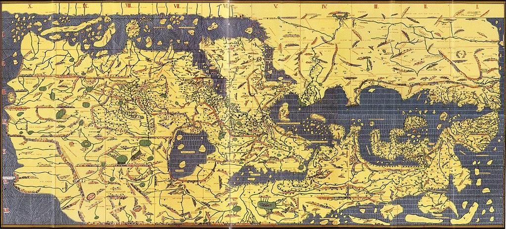 Tabula Rogeriana - Histoire - 2de - SchoolMouv