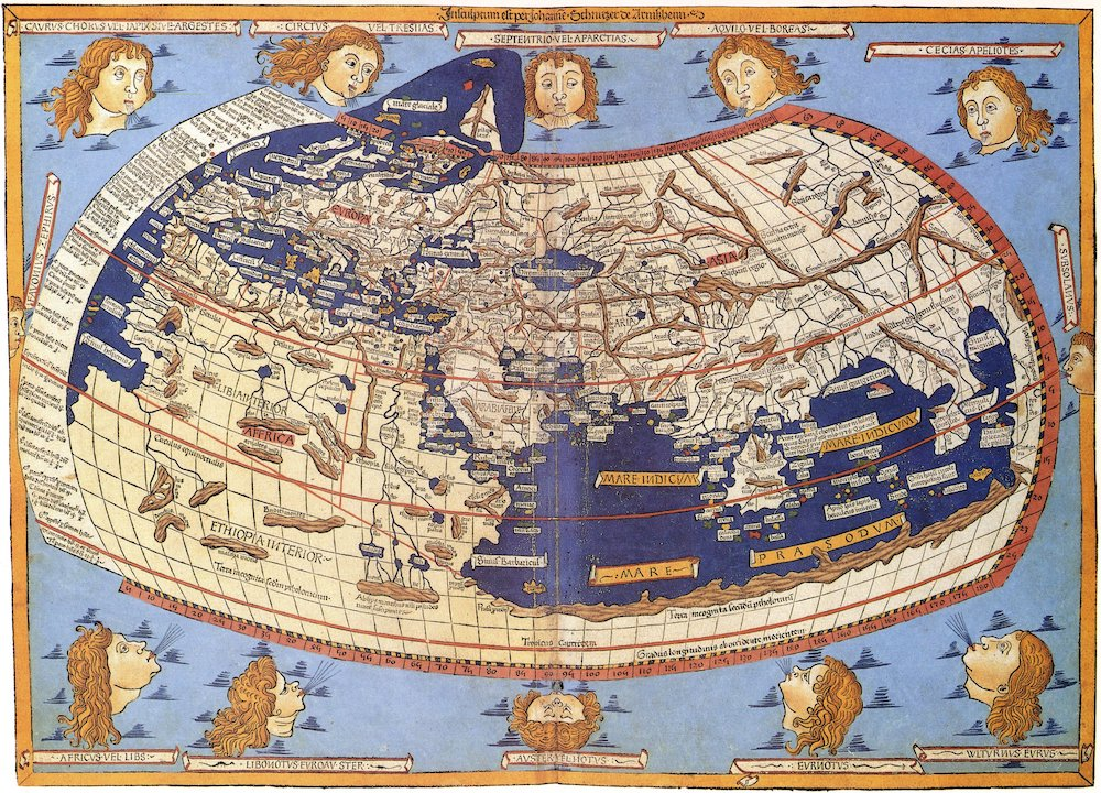 Le monde selon Ptolémée - 2de - Histoire - SchoolMouv