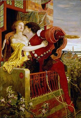 Roméo et Juliette Shakespeare