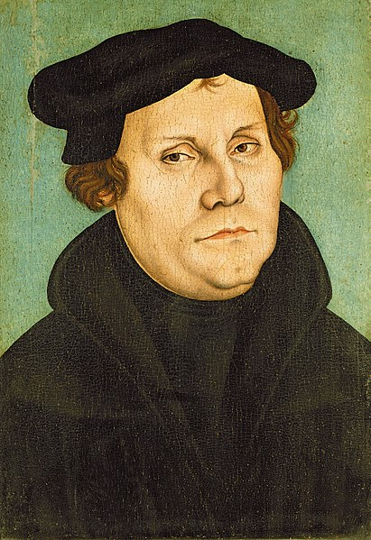 luther protestantisme protestant