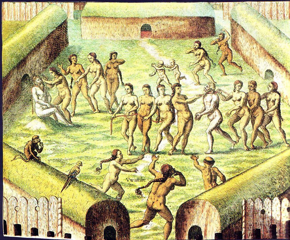 civilisations précolombiennes cannibales