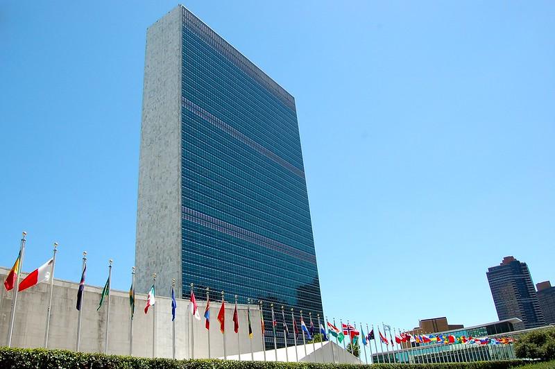 Siège de l'ONU à New York - SchoolMouv - Histoire - Terminale