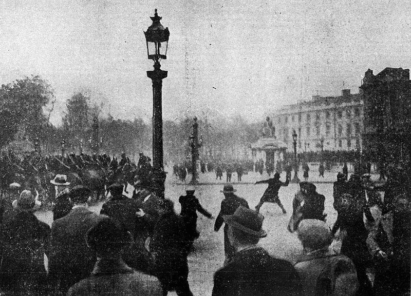 Les affrontements du 6 février 1934 - Histoire - terminale - SchoolMouv