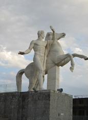 Statue du Nouveau Colisée - SchoolMouv - Histoire - Terminale