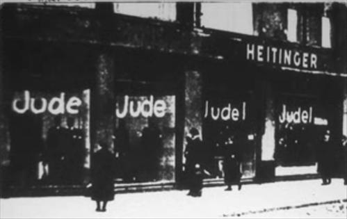 Un commerce juif frappé d'interdiction de vendre - Histoire - SchoolMouv - terminale