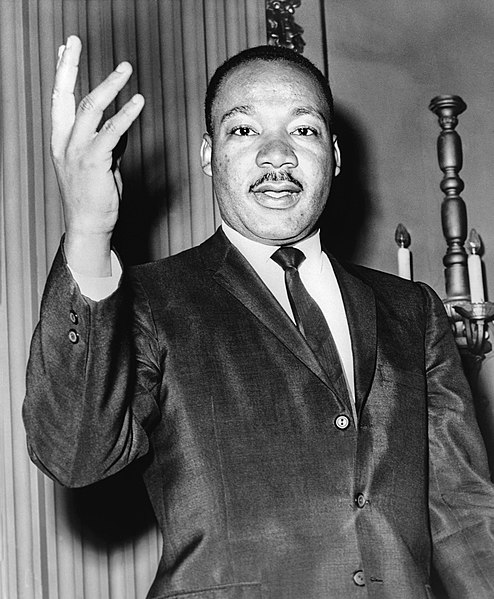 Martin Luther King, 1964 - SchoolMouv - Histoire - terminale