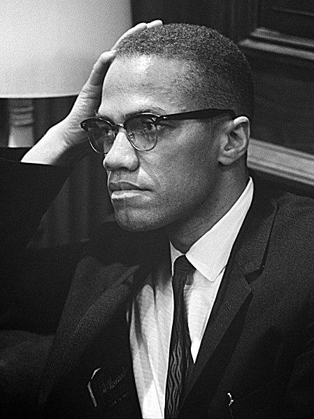 Malcolm X en 1964 - SchoolMouv - Histoire - terminale