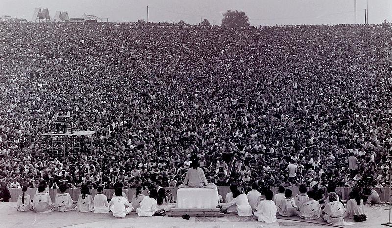 L'ouverture du festival de Woodstock, en1969 - SchoolMouv - Histoire - terminale