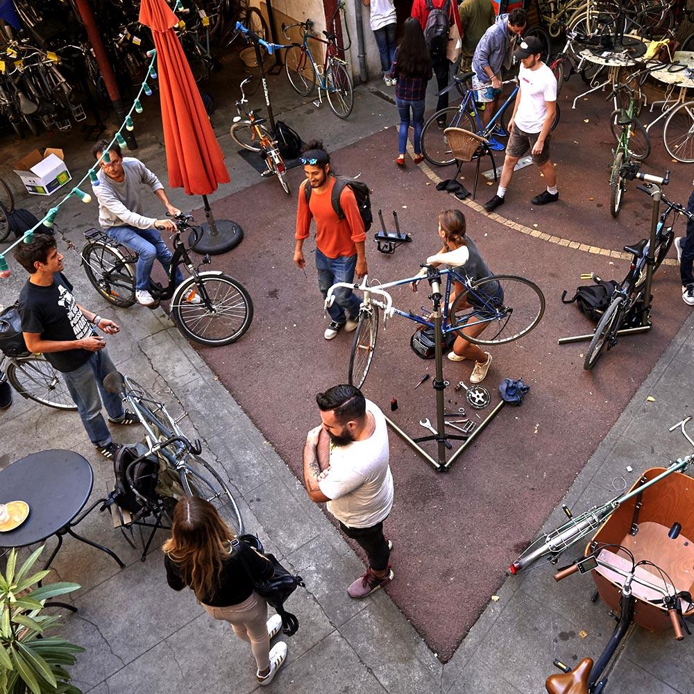maison du vélo toulouse solutions locales