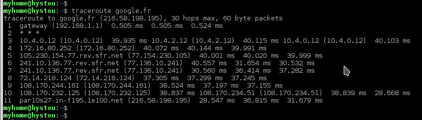 numérique et sciences informatiques IP et réseau local