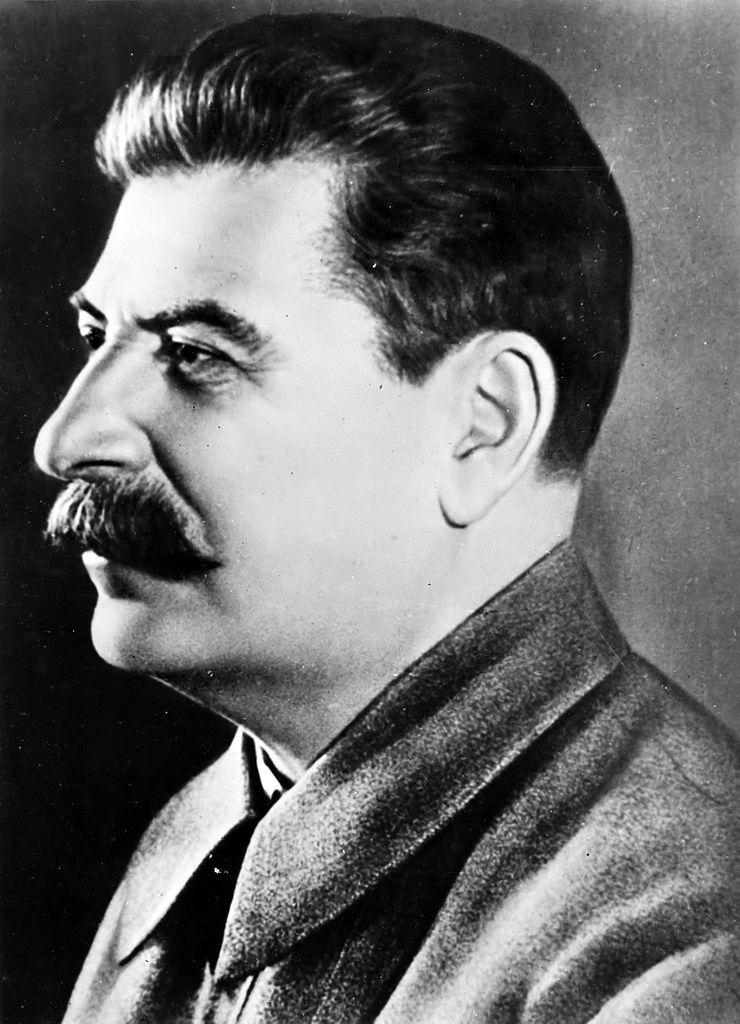 Portrait de Staline