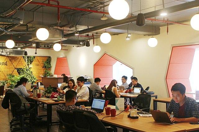 coworking Hanoï