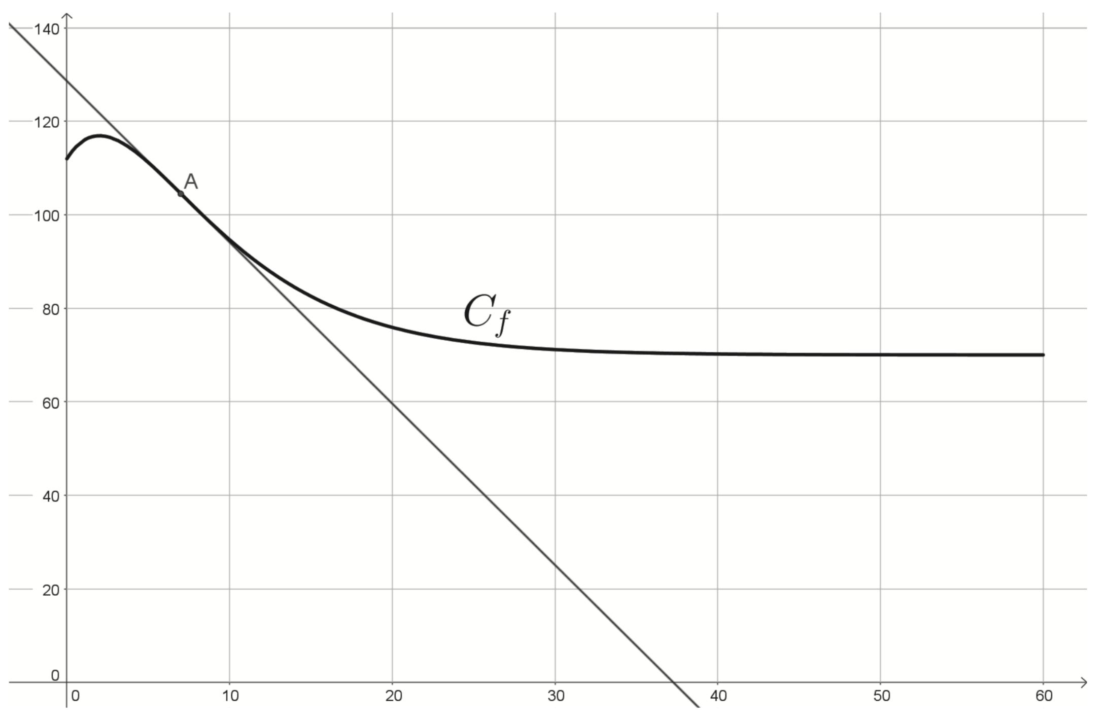 terminale es sujet bac spécialité mathématiques