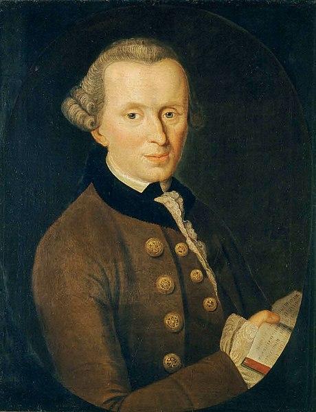 Emmanuel Kant philosophie